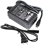 Generic AC Power Adapter Charger for Sony HDR-CX320E,HDR-CX350VE, HDR-CX410VE Handycam Camcorder