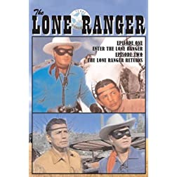The Lone Ranger - Vol.1