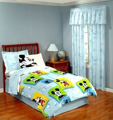 Where I buy Disney Mickey Mouse Comforter Twin Size Bedding guides