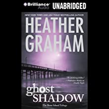 Ghost Shadow: Bone Island Trilogy, Book 1 (       UNABRIDGED) by Heather Graham Narrated by Angela Dawe