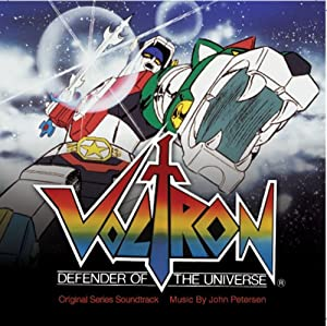 Voltron Defender of the Universe: Original Series Soundtrack