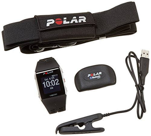Polar Equine V800 Science Heart Rate Monitor, Black