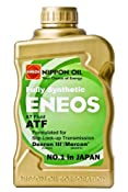 Eneos 3103301 ECO-ATF Fully Synthetic Automatic Transmission Fluid - 1 Quart : Amazon.com : Automotive