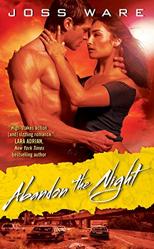 Image of Abandon the Night: Envy Chronicles Book 3
