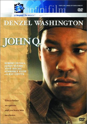 Cover art for  John Q. (Infinifilm Edition)
