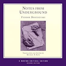 Notes from Underground Audiobook by Fyodor Dostoevsky Narrated by Ken Kliban