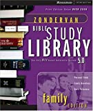 Zondervan Bible Study Library: Family Edition 5.0 (0310230713) by Zondervan