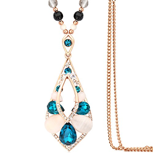 The Starry Night Blue Deluxe Diamond Studed Opal 31.89