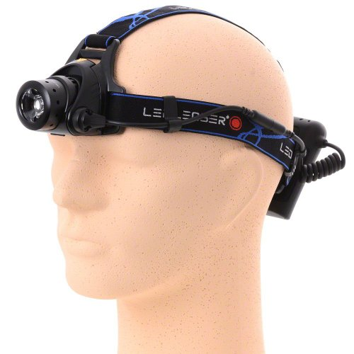 LED Lenser H14 4 in 1 - 210 Lumens - Head torch