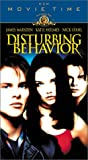 Disturbing Behavior [VHS]