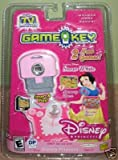 Disney Princess Snow White Plug it in & Play TV Games GameKey, 2 Games, DP