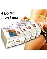 Régime Minceur Meabox 28 jours Hyperprotéiné - Perdez 3 à 5 kg par semaine - Comprend 84 plats savoureux produits en France.