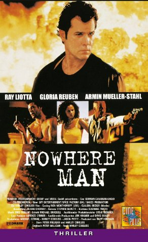 Nowhere Man [VHS]