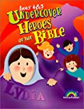 UNDERCOVER HEROES OF THE BIBLE--AGES 4&5
