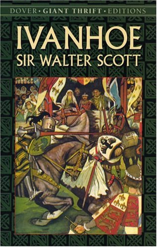 a literary analysis of the book ivanhoe by sir walter scott In the book ivanhoe, by sir walter scott, a knight named ivanhoe illustrates this by devoting his attention to keeping the rules of the code of chivalry, which consisted of love of adventure, integrity, and loyalty to the king, to name a few.