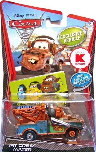 Disney / Pixar CARS 2 Movie Exclusive 155 Die Cast Car Pit Crew Mater - 1