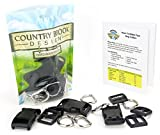 Country Brook Design® 1 Inch Deluxe Dog Collar Kit