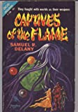img - for Captives of the Flame / The Psionic Menace (Ace Double, F-199) book / textbook / text book