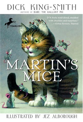 Martin's Mice: Dick King-Smith, Jez Alborough: 9780679890980: Amazon.com: Books