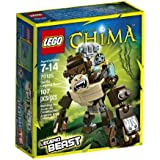 Lego, Legends of Chima, Gorilla Legend Beast (70125)