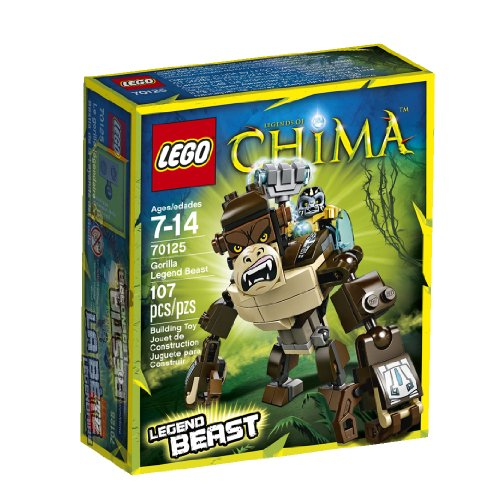 LEGO Chima Gorilla Legend Beast 70125 - 1