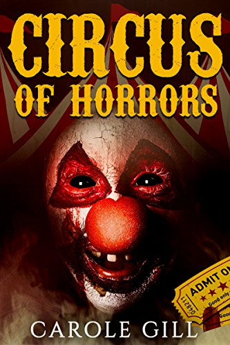 free kindle book Circus of Horrors