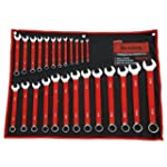 Spanner Set 25pc (Combination Red Pvc...