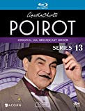 Agatha Christies Poirot, Series 13 [Blu-ray]