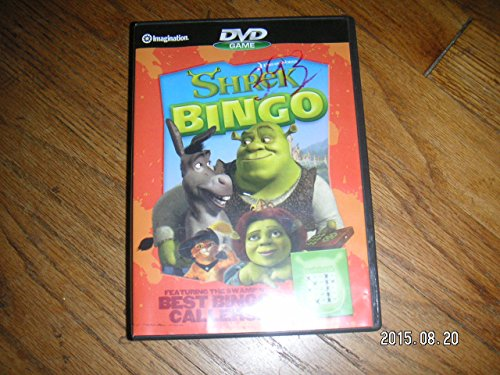 Shrek BINGO DVD Game by DreamWorks - 1
