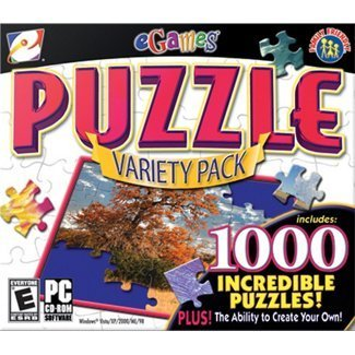 Puzzle Variety Pack (Pc Puzzle Games compare prices)