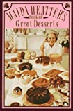 Maida Heatter's Book of Great Desserts (0679405097) by Maida Heatter