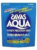 ザバス(SAVAS) アクア ホエイプロテイン100 800g