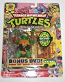 51ZVBKU1oxL. SL160  Teenage Mutant Ninja Turtles 25th Anniversary Action Figure Raphael