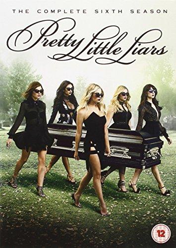 Pretty Little Liars: Season 6 (5 Dvd) [Edizione: Regno Unito]