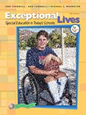 Exceptional Lives Special Education in Today s Schools Enhanced Pearson by Ann A Turnbull