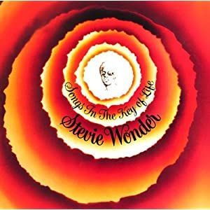 Stevie Wonder -  Songs In The Key Of Life [Disc 1]