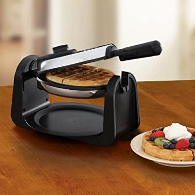 West Bend 6200 Hi-Rise Rotary Belgian Waffle Maker from West Bend