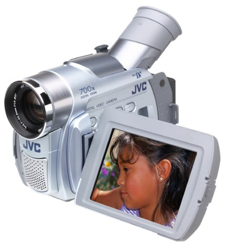 One brand new digital camcorder