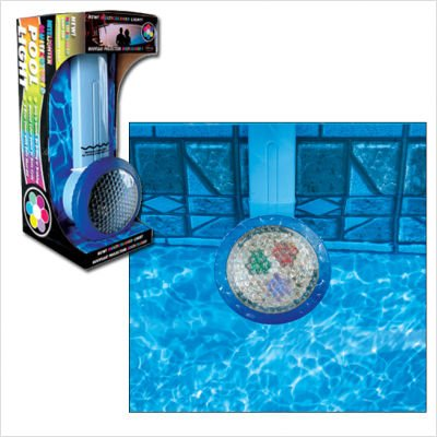 SmartPool 100-Watt Multicolored Underwater Light