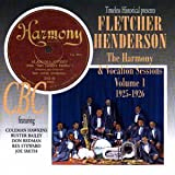 The Harmony & Vocalion Sessions, Vol. 1: 1925-1926