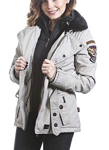 Khujo Pauline mit innerer Jacke Damen Jacke online bestellen
