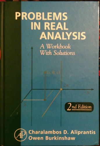 Problems in Real Analysis - A Workbook with Solutions