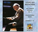 Beethoven: The Complete Sonatas, Vol. 2 - Sonatas 11-22 Seymour Beethoven^Lipkin