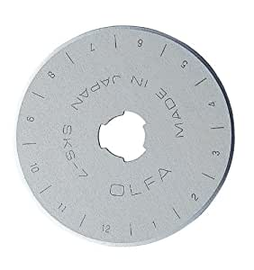OLFA 45mm Rotary Blades, 5-pack