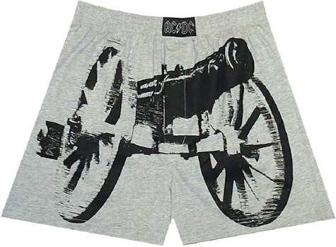 Buy AC DC For Those About Rock boxer shorts for men