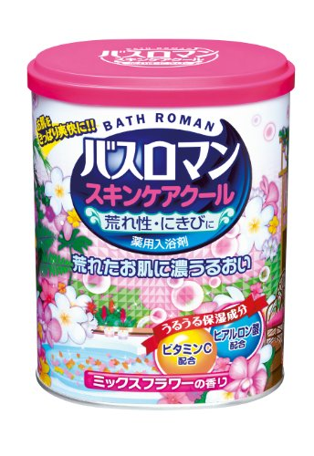 Bath Romance Skin Care Cool 850G