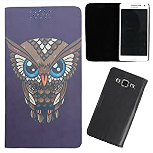 DooDa - For Samsung Galaxy Star pro PU Leather Designer Fashionable Fancy Flip Case Cover Pouch With Smooth Inner Velvet