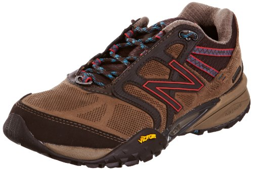 New Balance Women's WO1521GT Brown/Orange Hiking Shoe 9 UK, 43 EU, 11 US B