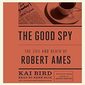 The Good Spy Audiobook