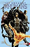 img - for Uncanny Inhumans Vol. 1: Time Crush book / textbook / text book